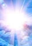 небо гавани s Стоковое Изображение RF