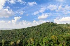 Небо горы Стоковые Фотографии RF