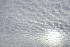 небо гор dombaj caucasus belalakaya серое Стоковые Фотографии RF
