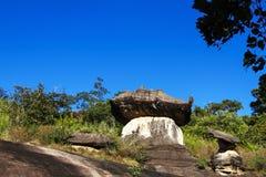 Небо гриба каменное Стоковые Фотографии RF
