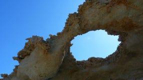 небо глаза к Стоковое Фото