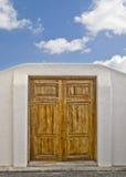 небо двери к Стоковое Изображение RF