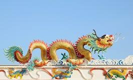 Небо дракона Стоковая Фотография RF