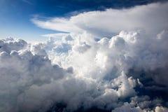 небо драмы Стоковая Фотография