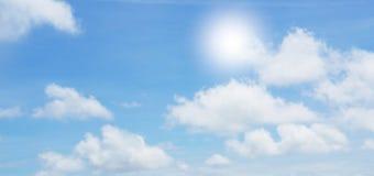 Небо заволакивает 3d-illustration Стоковая Фотография RF
