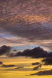 небо захолустья Стоковые Изображения