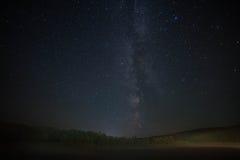 небо звёздное Стоковые Изображения RF