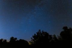 небо звёздное Стоковые Фото