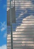 небо зеркала Стоковое фото RF
