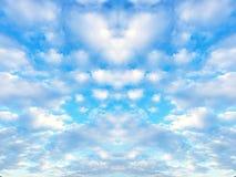 Небо изображения Стоковая Фотография