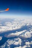Небо и земля стоковое фото rf