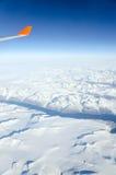 Небо и земля стоковое изображение rf