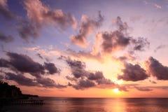 Очистьте небо Стоковое Изображение RF