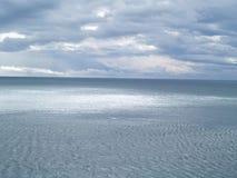 Небо и море Стоковые Фотографии RF