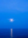 Небо и море Стоковое Изображение