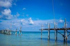 Небо и море Стоковое Изображение RF