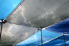 Небо и облака Стоковое Изображение