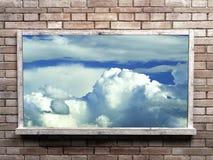 небо классн классного Стоковая Фотография