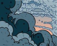 небо книги шуточное Стоковое Фото