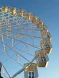 Небо колеса Ferris Стоковые Изображения RF