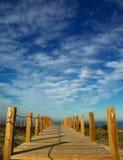 небо к Стоковые Фотографии RF