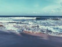 Небо & море Стоковое фото RF