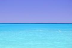небо моря Стоковые Фото