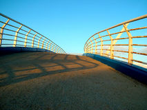 небо моста к Стоковые Изображения RF