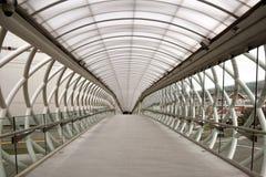небо моста Стоковое Изображение