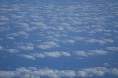 Небо над Мадейрой Иллюстрация штока