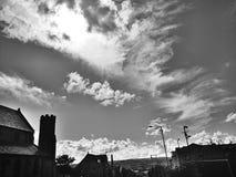 Небо над 1 Стоковые Изображения