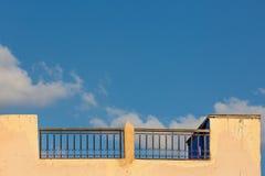 Небо над Marrakech Стоковое Фото