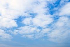Небо дневного времени Стоковое Изображение