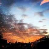 Небо нет it& x27 предела; s взгляд Стоковое Изображение