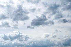 Небо облака, облачное небо, cloudscape Стоковое фото RF
