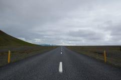 небо дороги к Стоковая Фотография RF
