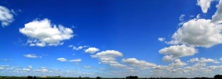 небо панорамы Стоковые Фотографии RF