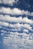 небо предпосылки солнечное Стоковые Фотографии RF