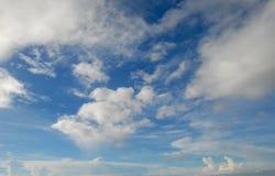 небо предпосылки Стоковое фото RF