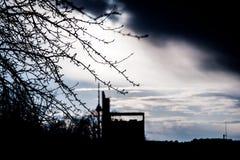 Небо предел Nr 2 Стоковое фото RF