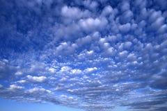 небо предпосылки Стоковые Изображения RF