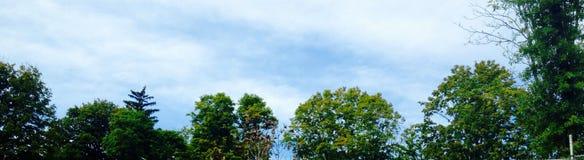 Небо природы Стоковые Фотографии RF