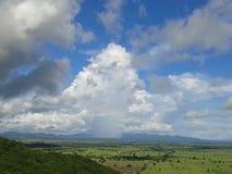 Небо, радуга стоковое фото