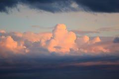 Небо сказки Стоковое фото RF