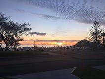 Небо скумбрии Стоковое Изображение