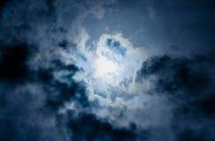 небо солнца Стоковое Фото