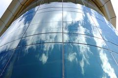 небо стекла здания Стоковая Фотография RF