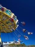 небо стула Стоковая Фотография RF