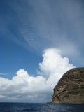 небо таинственное Стоковое Изображение