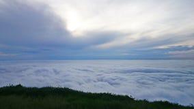 Небо утра Стоковое фото RF